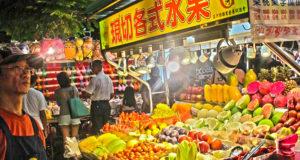 chợ đêm phùng giáp